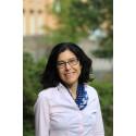 Vania Ceccato, universitetslektor vid avdelningen för urbana och regionala studier på KTH. Foto: Peter Ardell.