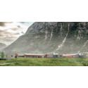 Ergofasts första leverans av BWMs bärverkssystem till norska Eidfjord