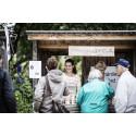 Smaka på Skördefest Jämtland Härjedalen på Stortorget