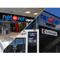 NetOnNet ekspanderer med to nye Lagershoper i Norge