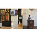Iconic Russian Auction – Hammer Price of DKK 27.6 Million (€ 3.7 Million)