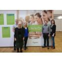 Schneider Electric Energy Generation traineet Tuomas Rokka, Sara Orre, Henriikka Toikka, Eero Pehkonen ja Elisa Anttila