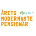 Idag lanseras ett dignande prisbord till Årets Modernaste Pensionär