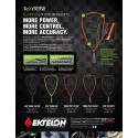 Ektelon racquetball racquets