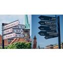 Helsingborg och Helsingör har beviljats EU-stöd för ökad arbetspendling
