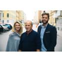 Tina Mardla, Thomas Orrung, Christian Brantö, Almi Företagspartner Stockholm Sörmland