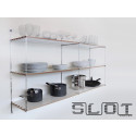 Slot Sweden launches a new, innovative Shelving System on Kickstarter and at Stockholm Furniture Fair.