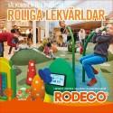 Nya RODECO Lek katalog 2017 finns nu för nedladdning.