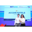 """AccorHotels Wins """"Social Butterfly"""" Award at Web In Travel"""