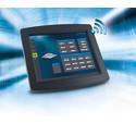 Trådlös, mobil operatörspanel för maskiner och anläggningar
