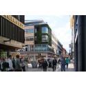 Stockholms första levande fasad!