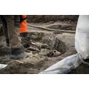 Kollektiv- och massgravar funna i Gamlestaden