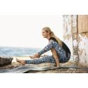Yogagirl visar upp sitt Aruba i stor kampanj för Ellos