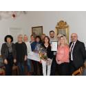 Elevhälsan på Vivallaskolan och Lundbyskolan vinnare av Jämställdhetspriset 2015