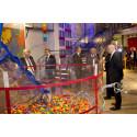 Bollfabriken på Innovatum lämnar plats för ny utställning