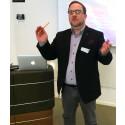 Eminent föreläser om digitalt framgångsrecept för Rotary