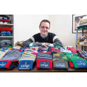 Superfast growth afoot for Ammanford sock maker