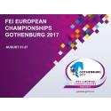Presentation - FEI European Championships, Gothenburg 2017