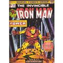 "Canvastavla ""Marvel Iron Man"""