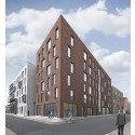 Plans submitted for 232 bed student accommodation development in Dublin