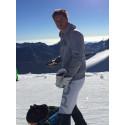 Jesper Ask från Arvidsjaur till Vinteruniversiaden i Granada – studentidrottens motsvarighet till ett olympiskt spel