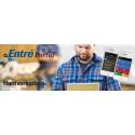 Entré Portal - mobil arbetsorder till hantverkare