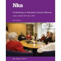 Ny rapport från Nationellt kompetenscentrum anhöriga: utvärdering av Blandade lärande nätverk
