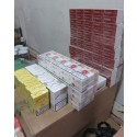 Op Scary - Cigarettes seized by HMRC 4