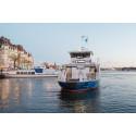 Hemming (C): Pressinbjudan - Åk med premiärturen av nya pendelbåtslinjen 89 mellan Ekerö-City