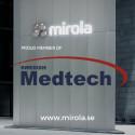 Mirola är nu en del av Swedish Medtech