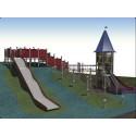 Invigning av nya lekplatsen i Råda
