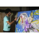 """Graffitikonstnären """"El Sexto"""" frigiven!"""