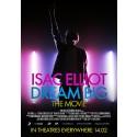 """""""Isac Elliot - Dream Big - The Movie"""" vises i 28 norske byer"""