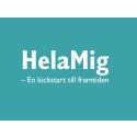 HelaMig - ett nytt program som ska hjälpa unga vidare.