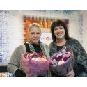 Ulrika Sohtell, marknadschef NetOnNet AB och Carola Tiberg, reklamchef NetOnNet AB