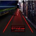 Upgrade your safety - Framtidens häftigaste cykelbelysning är här!
