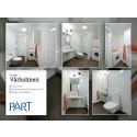 I fabriken just nu: referensrum Vårholmen – 1 av 83 rum