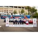 Kia Motors leverer biler til 2018 FIFA World Cup Russia™