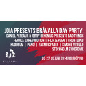 JoiaAgency presenterar Bråvalla Dayparties!
