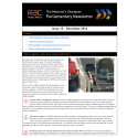 RAC Parliamentary Newsletter #15 - December 2016