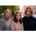 B-Reel växer med Hanna, Mimmi och Toni