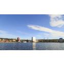 Nytt utvecklingsinitiativ i Inre hamnen i Örnsköldsvik