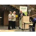 Mohammed Al Wali får borgmästarens första medalj