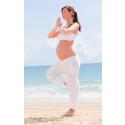 Gravidyoga via din mobil eller surfplatta - ny tjänst gör populär träningsform tillgänglig för fler