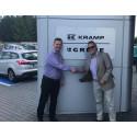 KRAMP Groep B.V. väljer svenskt företag för att lansera nya handskar i alla representerade EU länder
