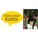 Örebro läser Katitzi – invigning 9 april