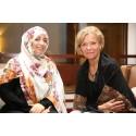 Fredsprisvinner Tawakkol Karman besøker Oslo