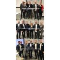 SAP Partner Award 2017 går till Stretch, itelligence och Implema