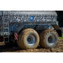 BPW entwickelt hydraulische Antriebsachse AGRO Drive für Agrar-Anhänger