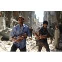 Fredsmanifestation på söndag mot våldet i Aleppo